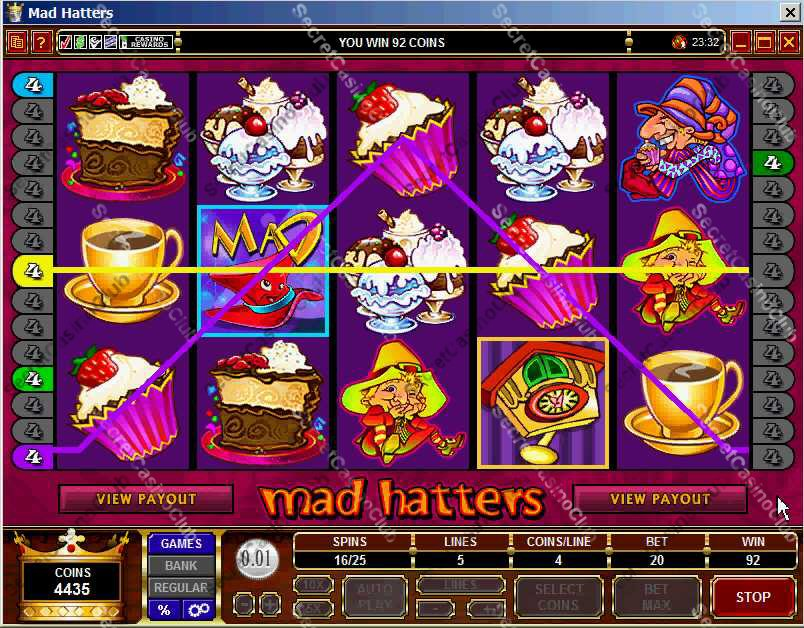 Best payout online slot games