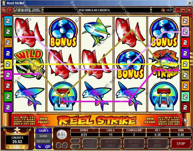free slot machines games for fun