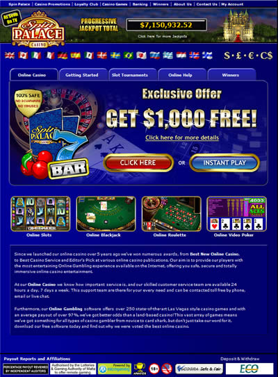 win money playing online slots