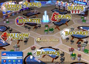 online casino dealer e games