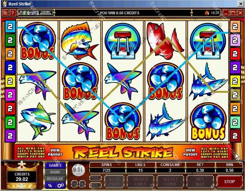 canadian slot machine games