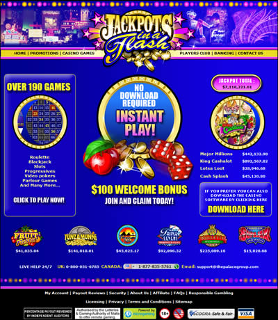 virtual city casino instant play