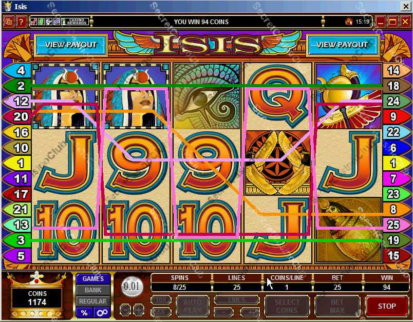 free online games of slot machines